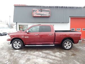 2014 Ram 1500 SLT 5.7L BIG HORN CREW CAB FULL LOAD 41 200 Km