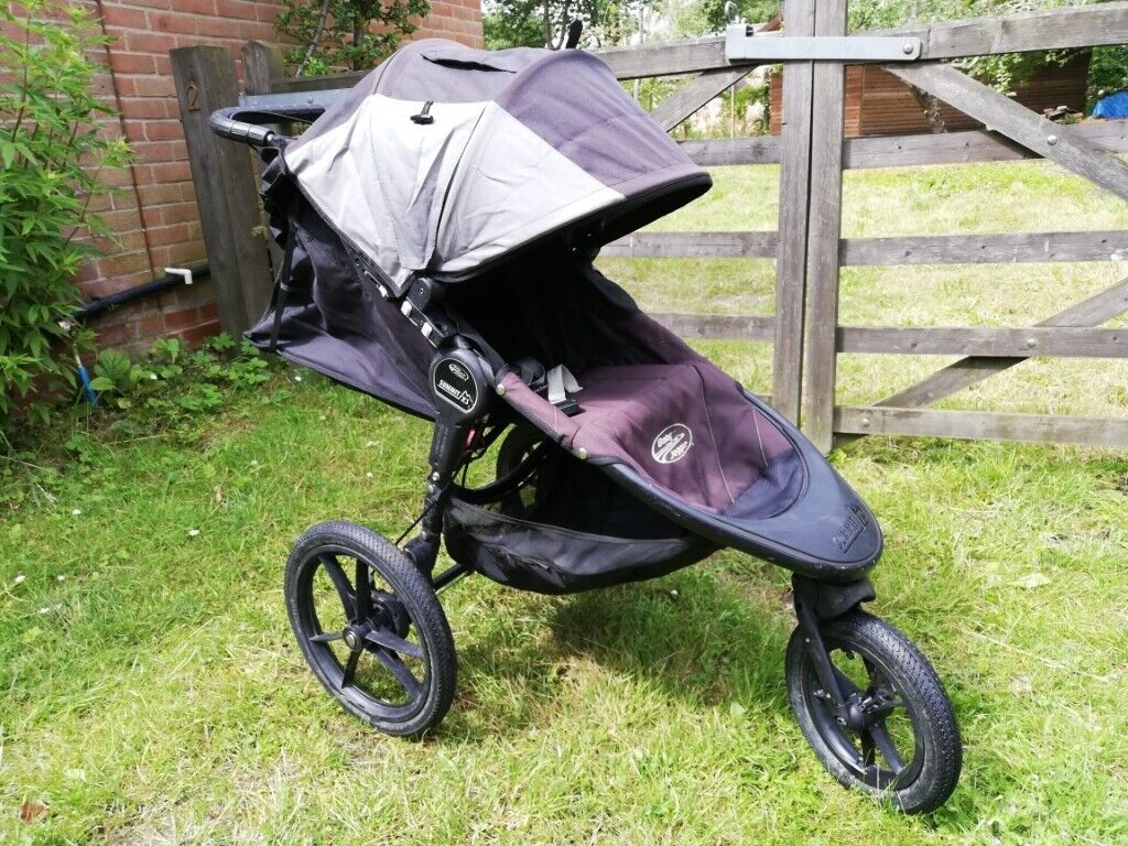 Baby Jogger Summit X3 With Pram Attachment Running Buggy And Car Seat Adapters Rain Cover In Norwich Norfolk Gumtree