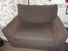 Snug Sofa bed hardly used originally bought from Next