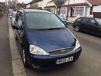FORD FOCUS GALAXY.2005. AUTOMATIC/1.9L DIESEL/2 OWNERS.GOOD CONDITION!