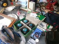 Interesting Selection Car Boot Items and Collectables. House Clearance