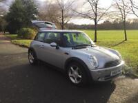 2005 Silver Mini One