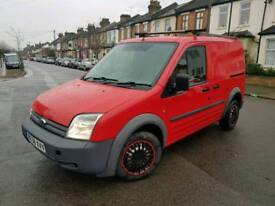 2008 Ford Transit Connect 1.8 TDCi full service history 2 keys 1 PREVIOUS OWNER