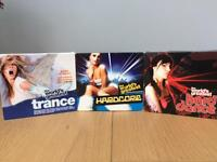 Hardcore dance music cds