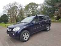 Mercedes gl 320 cdi 4 matic 2010 59 only 52000miles on the clock top of the range leather alloys