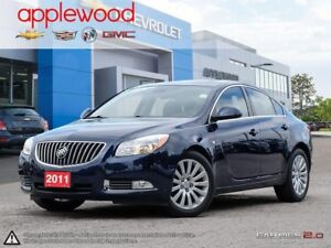 2011 Buick Regal CXL LEATHER SEATS, SUNROOF, HEATED SEATS,  B...