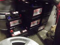 CAR BATTERIES 3 YEARS GUARANTEE FOR MG ROVER CARS - MINI MGF MGTF 200 25 400 45 - VAUXHALL VW SEAT