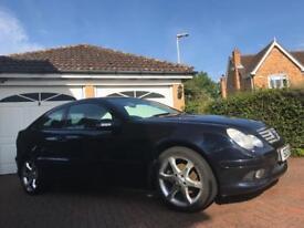 Mercedes C160 Sports Edition