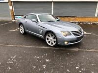 chrysler crossfire 3.2 6 speed manual 2005