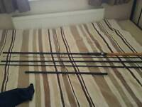 18 to 20 ft map concept fishing rod
