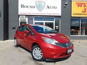 2015 Nissan Versa Note SV|AUTOMATIC|BLUETOOTH|B UP CAM