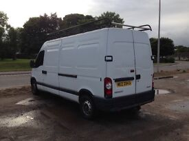 Renault master high top lwb dci120