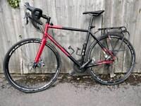 Genesis Equilibrium Disc 20 road bike