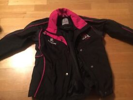 Ulster Rugby Women's Jacket Size 6