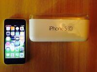 I phone 5c 16 gb yellow
