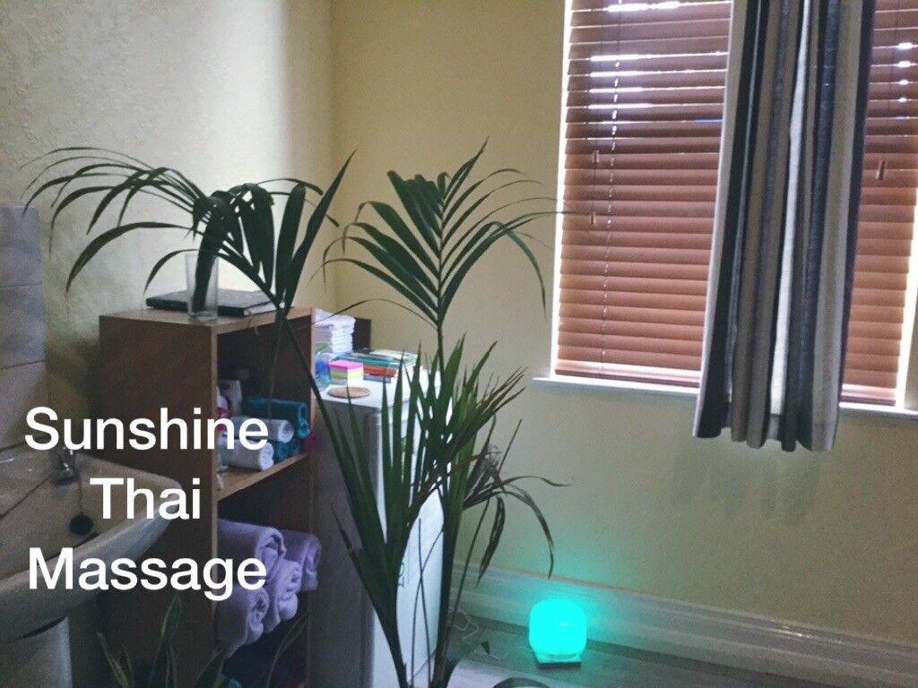 Welcome / Sunshine /Thai Massage & Bodytreatment / Thai oil £40 / hr ..Belfast ..N.. Ireland..GB🍀