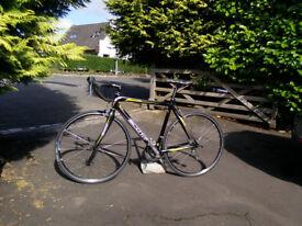 Black S40 Scott Speedster Medium (54cm) Road Bike