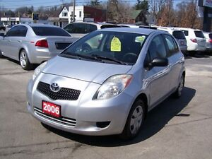 2006 Toyota Yaris Kitchener / Waterloo Kitchener Area image 1