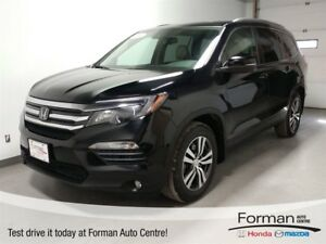 2016 Honda Pilot EX-L Navi - Htd Leather | Navigation