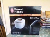 Russell Hobbs Bread Maker - Fast Bake - New