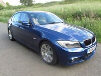 2011 BMW 320d 181 M Sport - 6 Speed Manual - 1 Years MOT - FSH