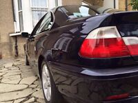 1 owner bmw 320ci excellent condition