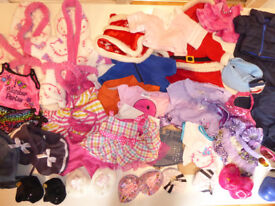 Build a Bear clothes/clothing - large bundle