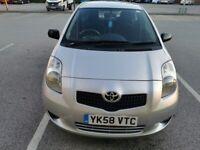 Toyota, YARIS, Hatchback, 2008, Manual, 998 (cc), 5 doors