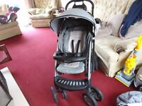 graco stroller very & in very good condition