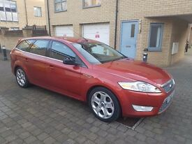 Top Spec Ford Mondeo