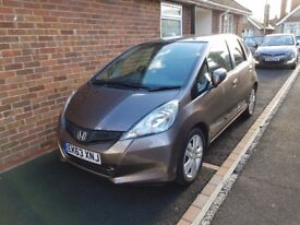 HONDA JAZZ. Very low genuine milage! Immaculate condition.