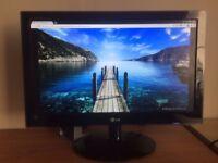 "Quad Core Tower PC bundle - 500GB - DVD-RW - Wi-Fi - Win 10 - 22"" Widescreen Monitor"