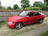 Ford Escort 1998 (Spare Parts or Restoration)