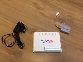 D-Link DSL-2680 TalkTalk modem router