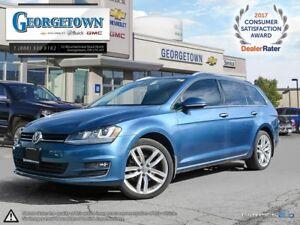 2016 Volkswagen Golf Sportwagon 1.8 TSI Comfortline * Great S...
