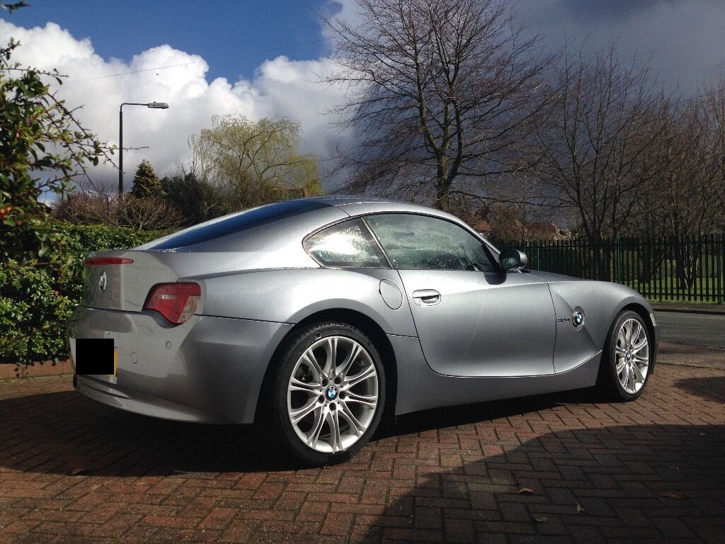 3 0 bmw z4 coupe m sport in metallic grey in sale manchester gumtree. Black Bedroom Furniture Sets. Home Design Ideas