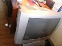 Old style tv 27 inch screen ( Toshiba )