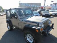 2004 Jeep TJ Sport 4X4 MAGS 2TOIT