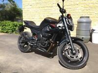 Yamaha XJ6N 600cc naked
