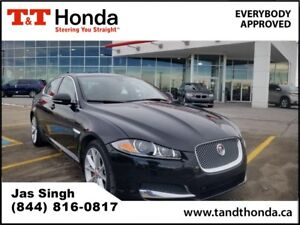 2015 Jaguar XF *Heated/Cooled Seats, Rear Camera, Navi, Blind...