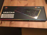 Cougar Vantar Illuminated Gaming Keyboard