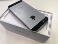 Apple iPhone SE - 64GB - Grey Edition - Network Unlocked - ONLY £125 - Boxed -