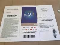 Justin Timberlake London O2 tickets