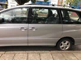 Toyota Previa - 7 Seater Family Car