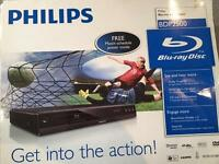 BLU RAY and DVD Player - Philips