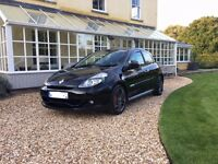 Renault Clio 200 Sport. Recently fully serviced, Recaro bucket seats.