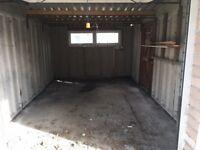 Single Lock Up Garage For Rent