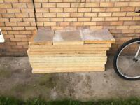 11 insulation boards 1200x450x50