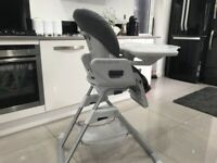 Mimzy spin 3 in 1 high chair