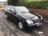 2004 Mercedes c200 Cdi diesel automatic fsh